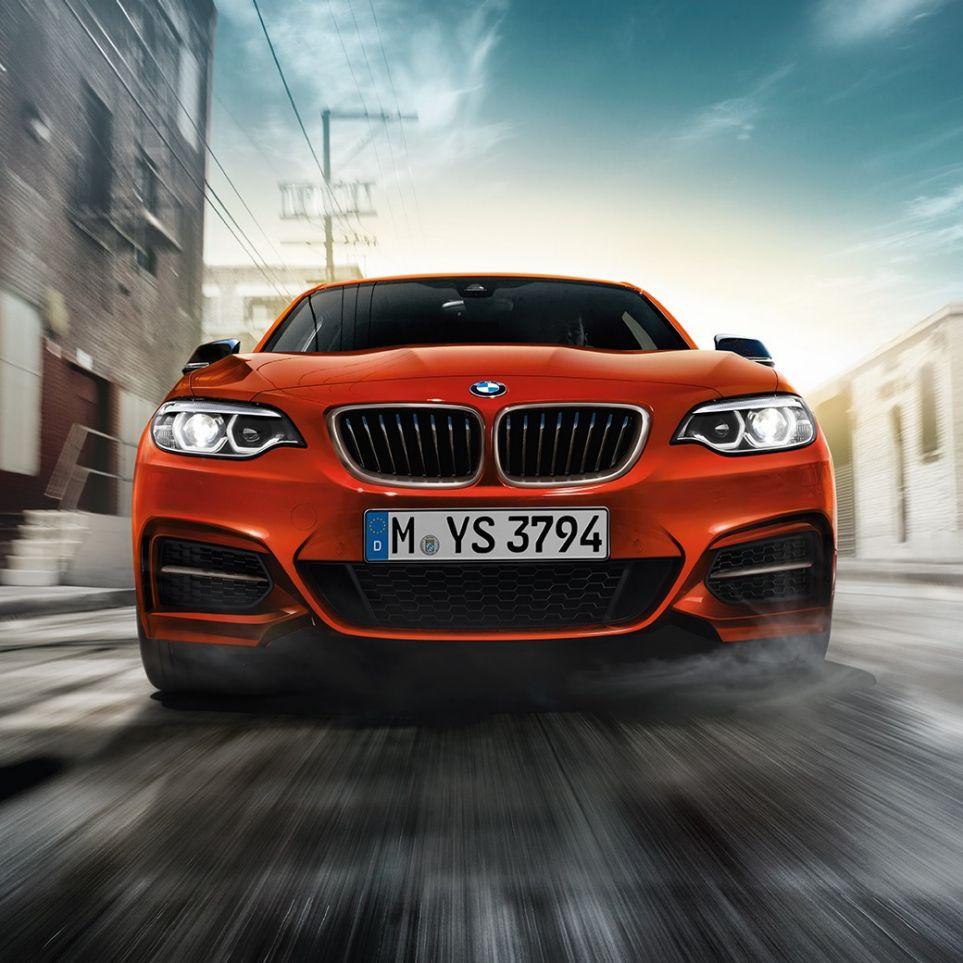 THE M2. BMW M2 Coupé: Caratteristiche Salienti
