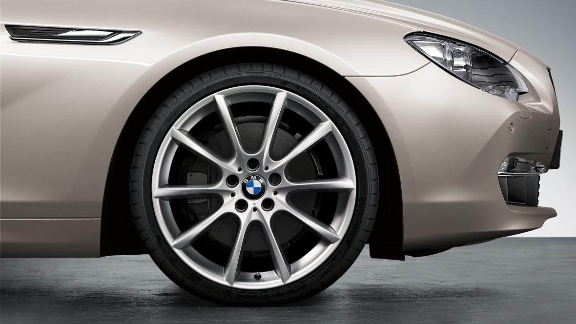 F06 BULLONI CERCHI IN LEGA SET DI 4 BMW SERIE 6 Gran Coupe xDrive