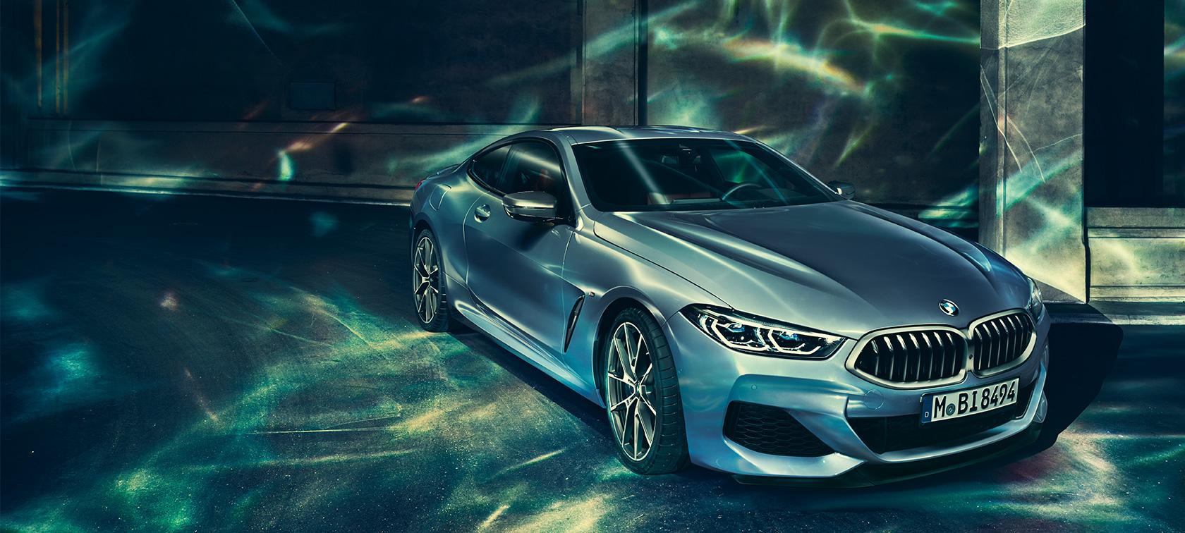 BMW 8 Coupé: motori e dati tecnici   BMW.IT