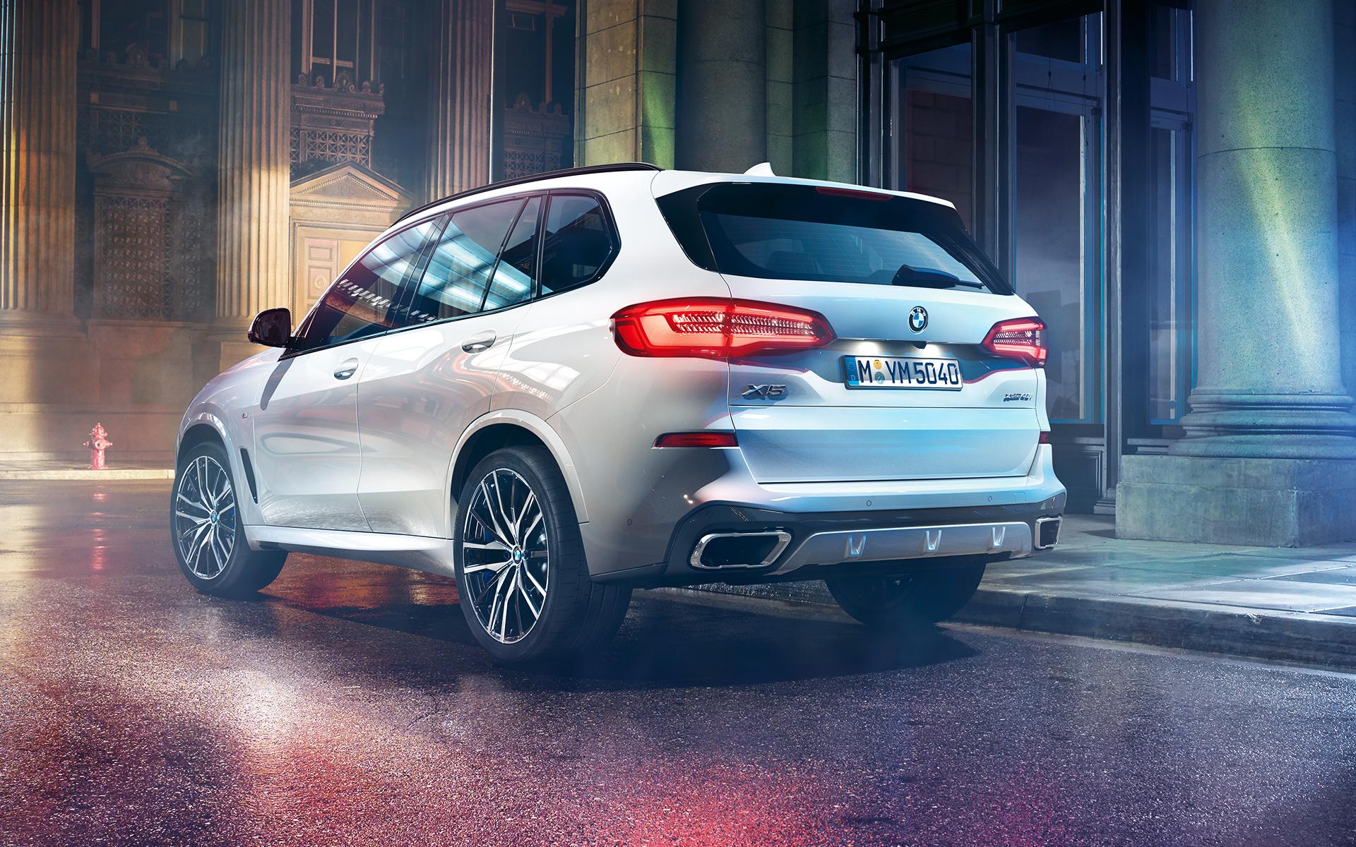 BMW X5: scopri le caratteristiche | BMW.IT