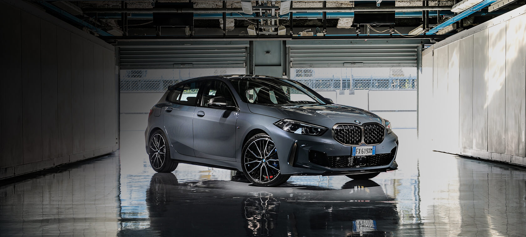 THE 1 - NUOVA BMW SERIE 1